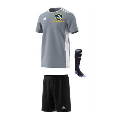 more photos 8f855 9ad41 2018 LA Galaxy Adidas Practice Kit - Youth