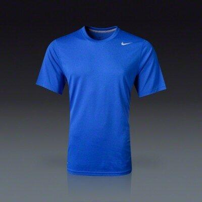 purchase cheap cfb82 5c0da Nike Men's Legend Dri-Fit T-shirt - Royal