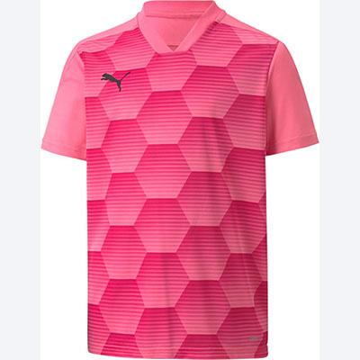 Puma teamFinal 21 Jersey - Pink Glimmer